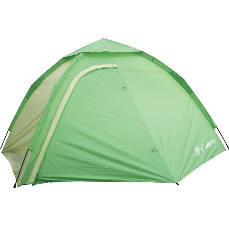 雨伞式自动帐篷