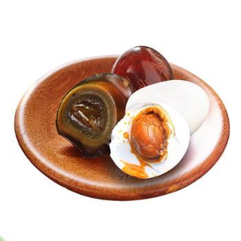 神丹鹌鹑皮蛋鹌鹑咸蛋组合装共4盒48枚凉拌小皮蛋开心小咸蛋休闲零食