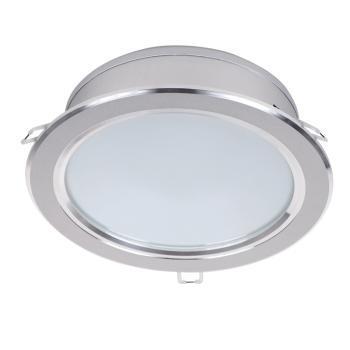 LED10公分砂银贴片筒灯