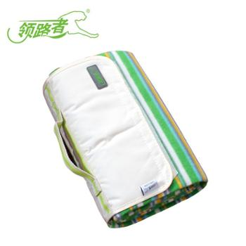 领路者LZ-0401折叠野餐地毯单面绒面料地毯折叠
