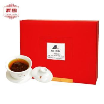 润思茶叶 东山问茶大国红 祁门红茶礼盒160克