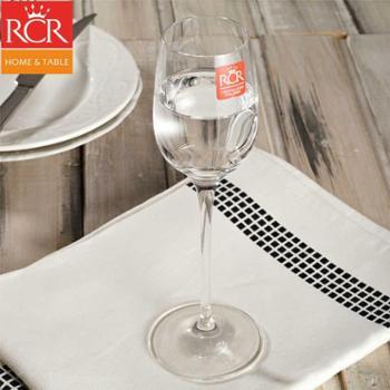意大利RCR 高脚烈酒杯 白酒杯烧酒杯洋酒 水晶玻璃 托斯卡纳
