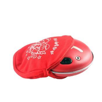 彩虹 暖手器 充电式 电暖宝 暖手宝 暖脚器 铁饼 电热宝中号图片