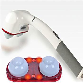 科亚双头按摩棒颈椎电动按摩器颈部腰部多功能全身按摩