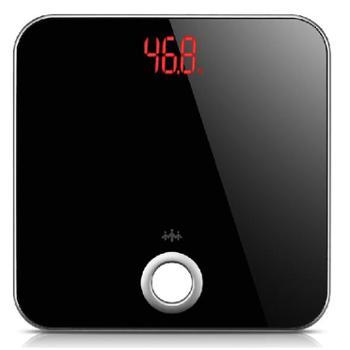 乐心电子称体重秤家用电子秤人体秤精准称重健康秤体重计智能秤S1