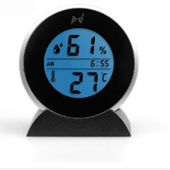 妙欧电子温湿度计 便携式室内外通用温度计湿度计