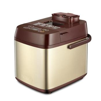 Petrus/柏翠PE6280面包机家用全自动蛋糕智能撒果料多功能特价