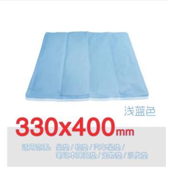 日本TO-PLAN夏天冰垫坐垫汽车降温垫凉垫椅垫冰沙垫冰枕床垫水垫