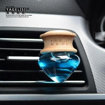 汽车空调出风口香水夹装饰车用车内车载香水风口香水夹小车香水男