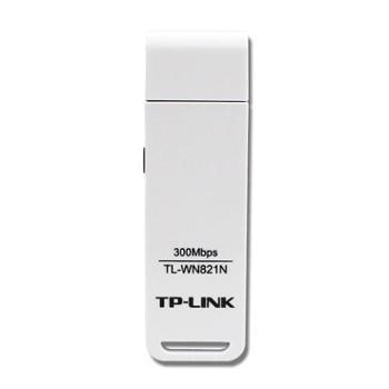 TP-LINKUSB无线网卡台式机笔记本wifi接收器发射器TL-WN821N手机