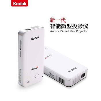 柯达便携家用高清投影仪迷你商务宿舍wifi手机同屏安卓1080P投影