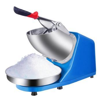 普尼迪BY-188双刀碎冰机商用大马力火锅店奶茶店家用小型刨冰机