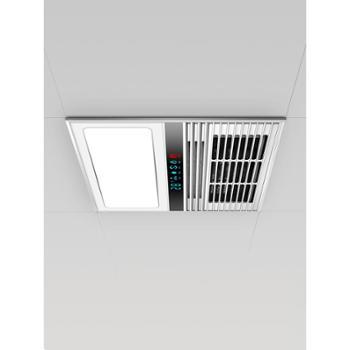 法帝罗浴霸集成吊顶三合一多功能风暖led灯卫生间暖风机300×300