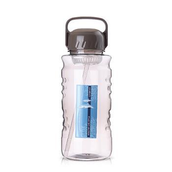 卡西诺大容量水杯塑料大码太空杯便携户外运动水壶大杯子