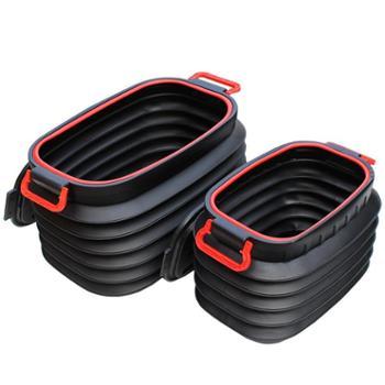 汽车用洗车桶大号便携式多功能旅行车载伸缩可折叠水桶