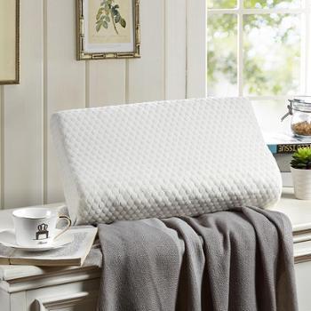【佳博利】博洋泰国纯天然乳胶枕成人枕小号50x30x8cmBYZXDZ201