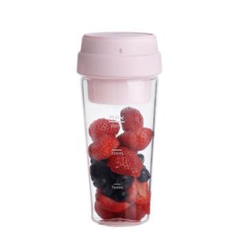 【佳博利】SOHOME 亲果杯 磁吸充电便携榨汁杯 R976-40