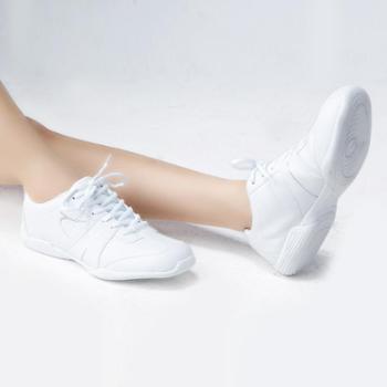 鞋星新款休闲运动鞋低帮平底百搭舒适女鞋慢跑羽毛球鞋 SNT0010