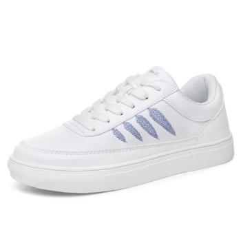 新款潮流小白鞋经典女鞋运动休闲板鞋 LZ826