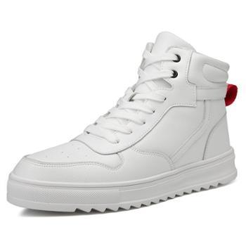 马丁靴男鞋加绒保暖棉靴高帮靴子潮军靴中帮英伦工装靴短靴ahe8888
