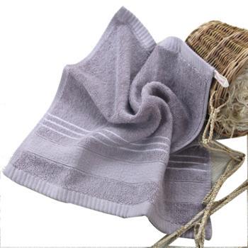 山西绿洲汉麻棉纯色方布 面巾 汗巾 吸汗透气 抑菌