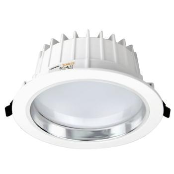 祥光达9W乳白色LED筒灯防雾天花筒灯正白/暖白XGD-TD32