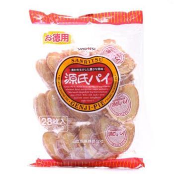 【中粮我买网】三立德用源氏蝴蝶酥饼294g日本进口