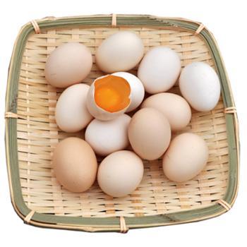 农场之星散养跑山柴鸡蛋50枚