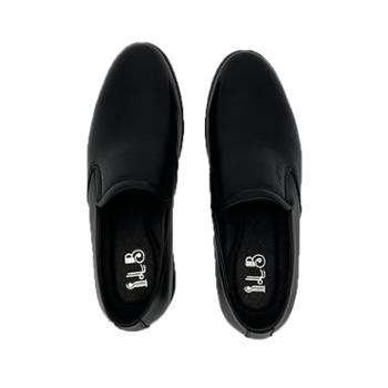 乐拜男士商务正装皮鞋119496