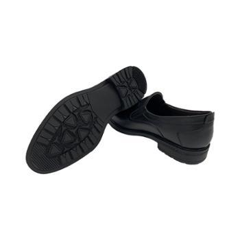 乐拜商务休闲男士单皮鞋120171