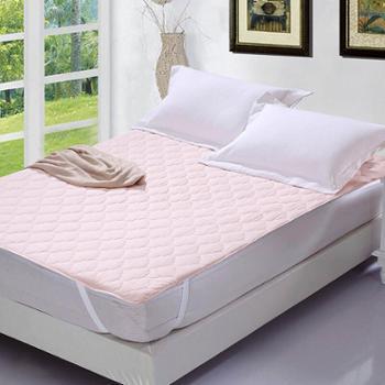 富安娜家纺床垫床褥保护垫床护垫轻柔薄床垫学生可折叠褥子