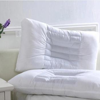 安琪尔家纺决明子木棉两用枕芯软硬脸面用枕头48*74一只装手提袋包装