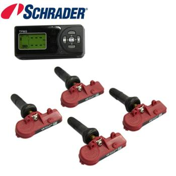 英国Schrader内置无线胎压监测系统胎压传感器TPMS全国包安装