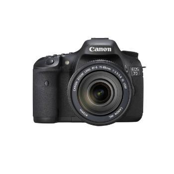 佳能数码单反相机 7D/15-85 套机