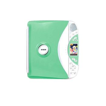 步步高(BBK) 点读机 T500S 果绿色 4G 点读笔 小学初中同步 幼儿早教 学习机