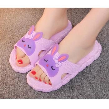 夏天情侣可爱防滑女士凉拖鞋夏季男室内居家居浴室用洗澡托鞋韩版