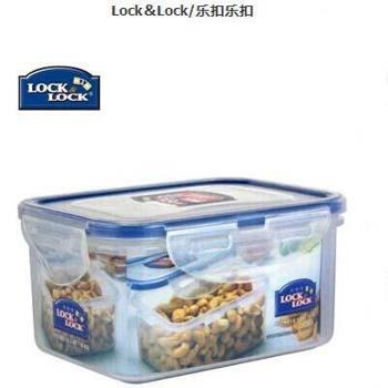 乐扣乐扣HPL807小巧密封保鲜盒 470ml