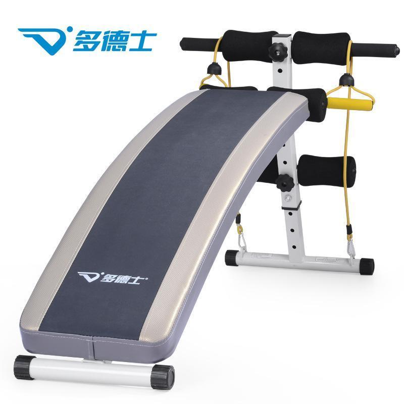 多德士仰卧板 111l 仰卧起坐健身器材家用