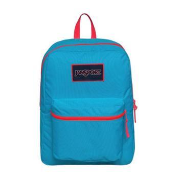 JANSPORT 杰斯伯 男女款双肩背包校园休闲包书包 T08W0CU天空蓝