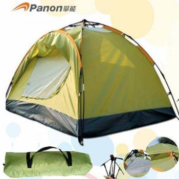 高档户外用品攀能PN-2240双人自动帐篷野营休闲户外礼品