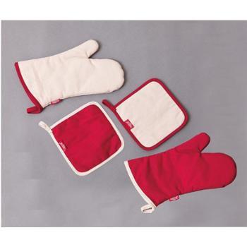 芳恩家纺星厨套装三件套 手套 煲垫