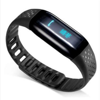 乐心mambo 智能手环 来电提醒 来电显示 睡眠监测 计步 防水 专业运动手环 微信互联 运动腕带版