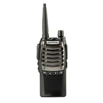 宝锋 UV-8D 专业大功率对讲机手持专业调频手台 黑色