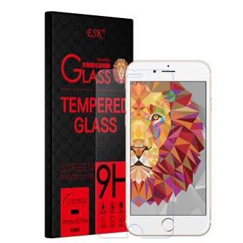 ESK iphone6s Plus钢化膜 苹果6 Plus高透膜 高清玻璃保护贴膜