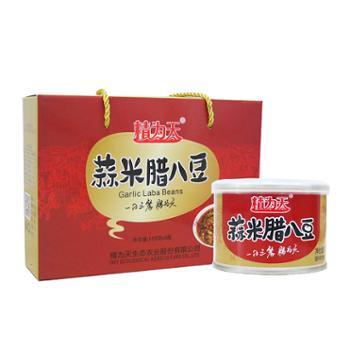 精为天蒜米腊八豆160g*6瓶