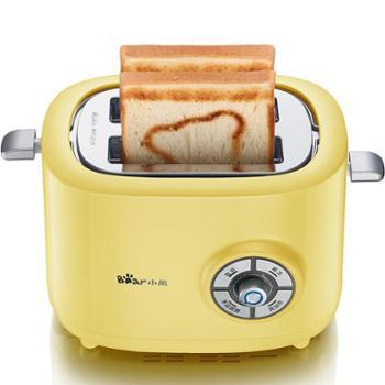 烤面包片小熊多士炉家用全自动烤面包片机 DSL-A02G1
