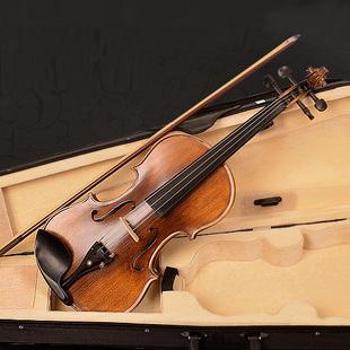 鸿祥全手工制作高级小提琴