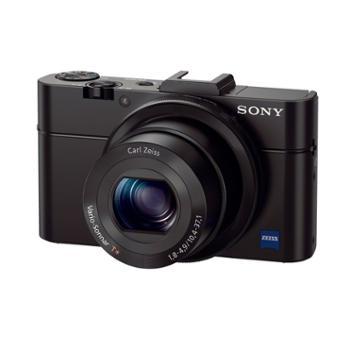 Sony索尼DSC-RX100Ⅱ黑卡数码相机