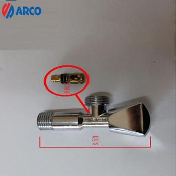 西班牙原装进口 阿柯ARCO三角阀 LP730 1/2*1/2(4/4分) (1盒1只装)