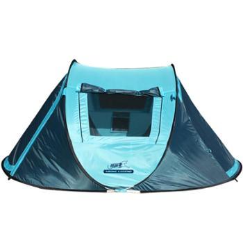 领路者lz-0529户外全自动帐篷抛帐自动野营帐篷